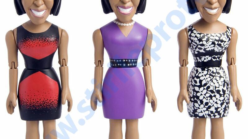 papusa Michelle Obama
