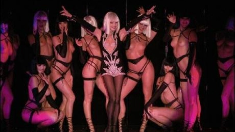 Sexy, cabaret