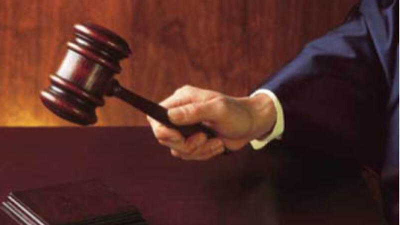 sala de tribunal