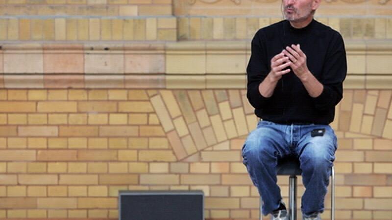 VIDEO.Steve Jobs, acum 6 ani: \