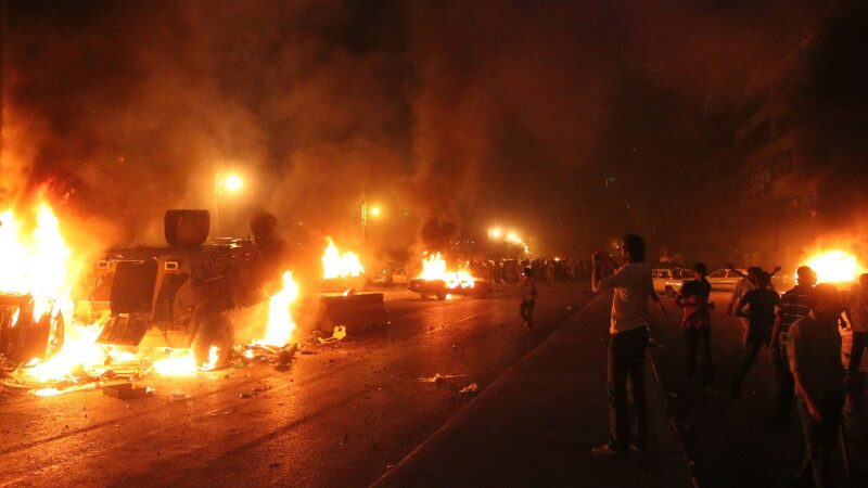 Egipt tensiuni