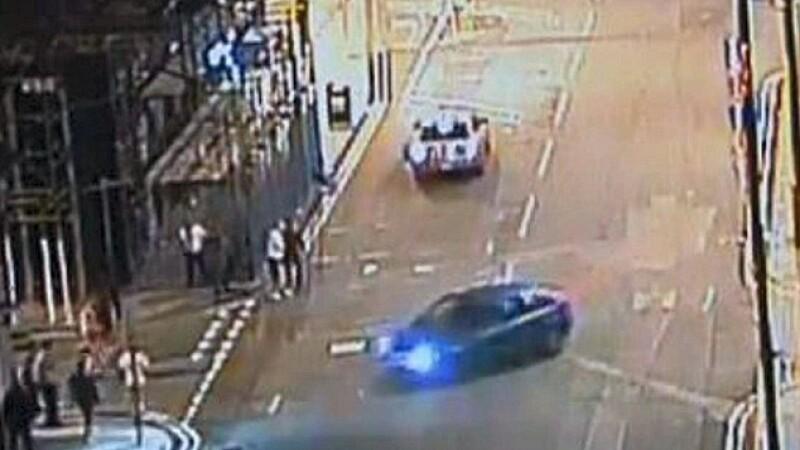 incident rutier Manchester