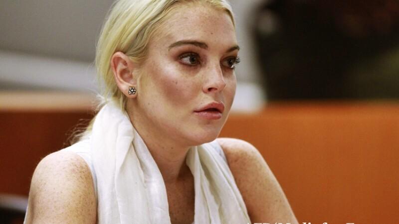 Lindsay Lohan, din nou la inchisoare. Ce a mai facut actrita de data asta
