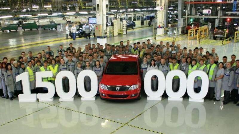 Dacia 1,5 mil