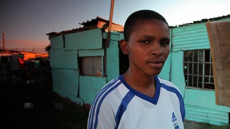 violata in Africa de Sud