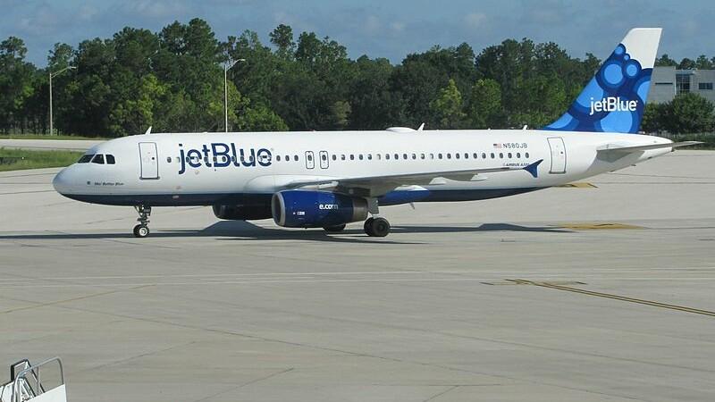avion Jet Blue