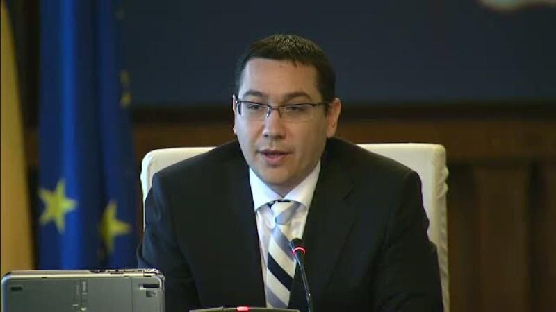 Victor Ponta si ministrul de Finante nu stiau nimic despre majorarea impozitelor locale cu 16%