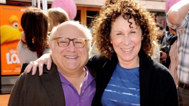 Danny de Vito, Rhea Perlman