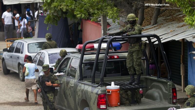Unul dintre cei mai puternici traficanti de droguri din Mexic, Lazcano