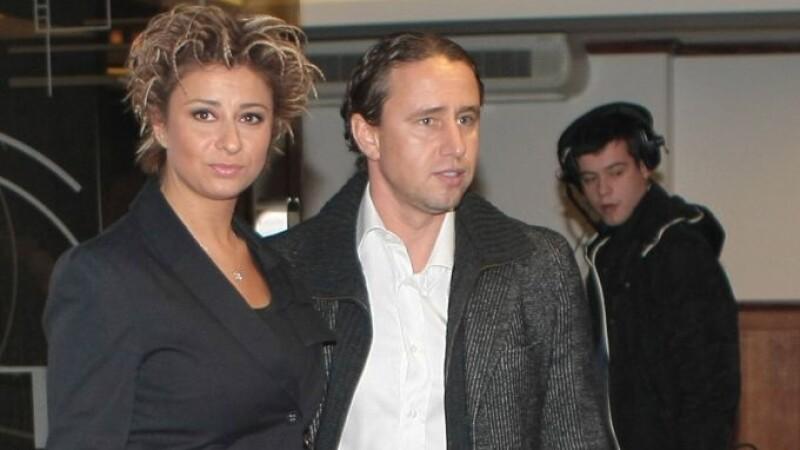 Ana Maria Prodan si Laurentiu Reghecampf