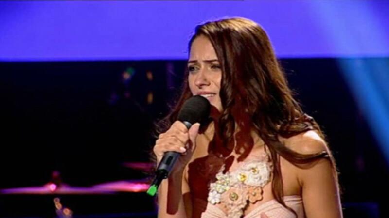 Magdalena Cichirdan, Vocea Romaniei