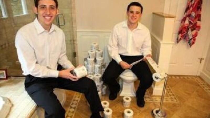 Star Toilet Paper