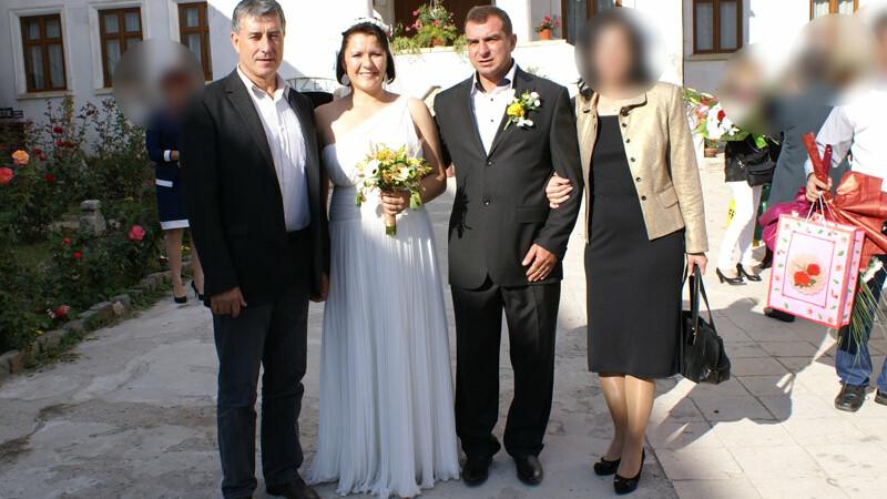 Gelu Frunza nunta