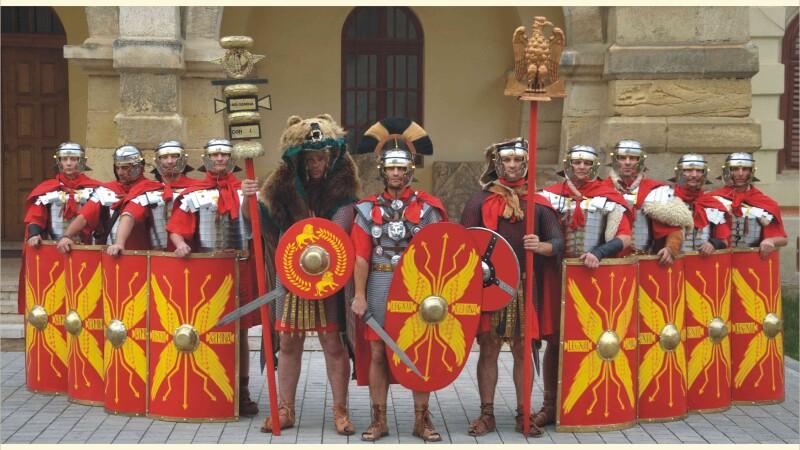 legionari alba