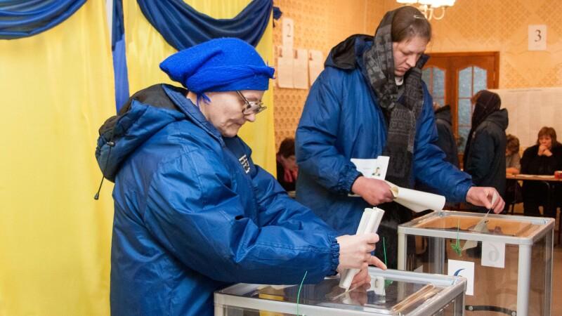 Alegeri in Ucraina