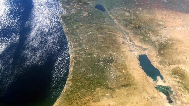 satelit Israel