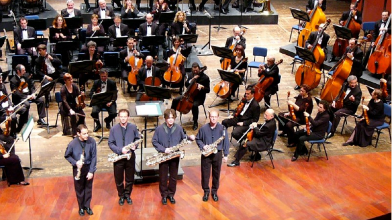 Budapest Saxophone Quartet se intoarce pe scena filarmonicii Dinu Lipatti din Satu Mare