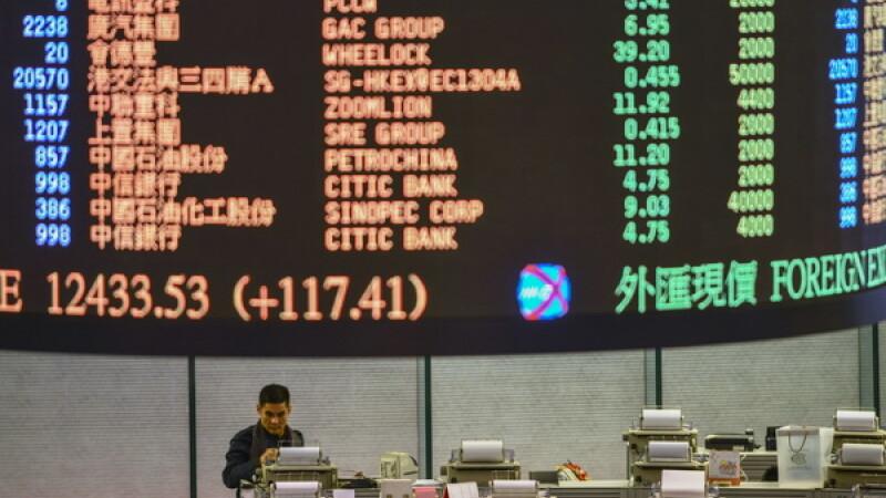 Bursa Honk Kong