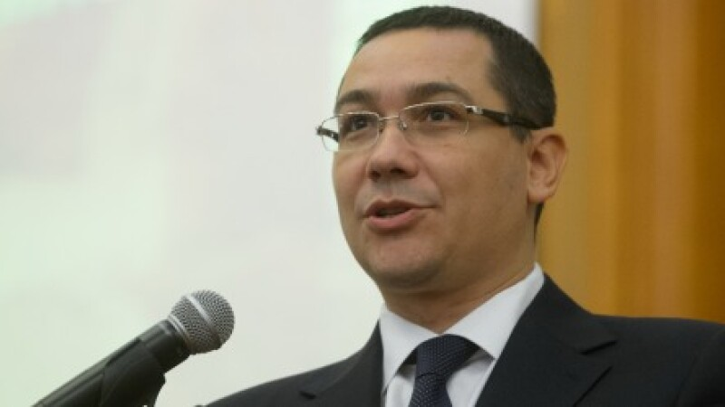 Premierul Victor Ponta recunoaste ca au existat discutii privind un cadidat PSD la Presedintie