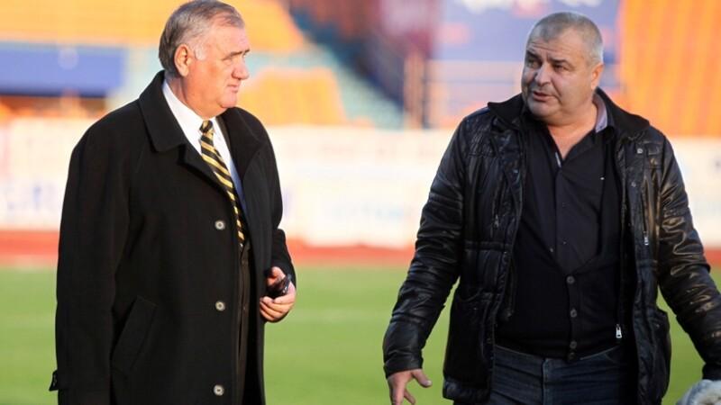 Luni a fost anuntat presedinte la Vaslui, astazi va fi observator la meciul moldovenilor cu U