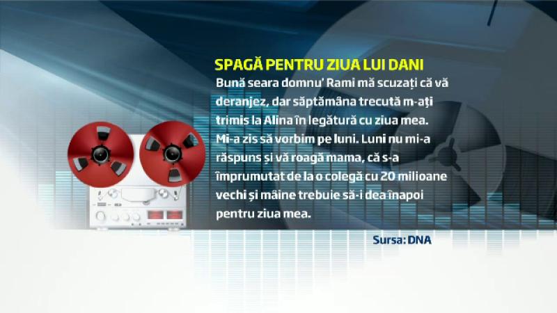 STENOGRAMA spagii pentru procurorul Angela Nicolae in scandalul evaziunii fiscale de 50 mil. euro