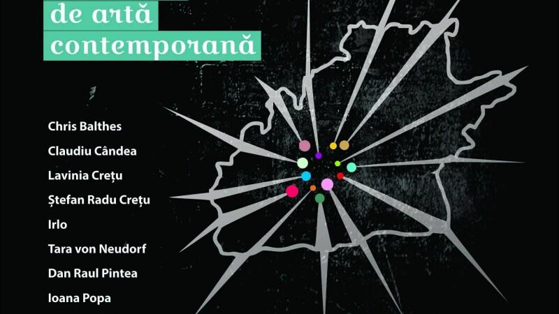 Arta contemporana produsa in Sibiu. Tinerii artisti au ocazia sa-si promoveze talentul