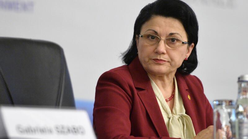 DOSARUL MICROSOFT. Ecaterina Andronescu si Serban Mihailescu, urmariti penal. Ambii si-au sustinut nevinovatia in fata presei