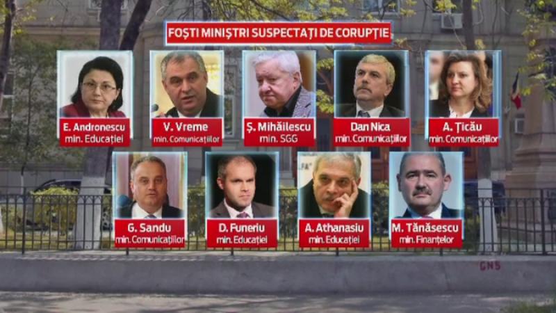 DOSARUL MICROSOFT. Dorin Cocos, Gheorghe Stefan, Gabriel Sandu si Nicolae Dumitru raman in arest