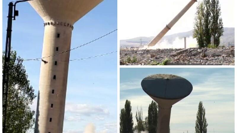 detonare controlata Alba Iulia
