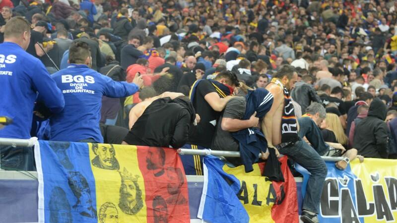 Romania - Ungaria, incidente - 1