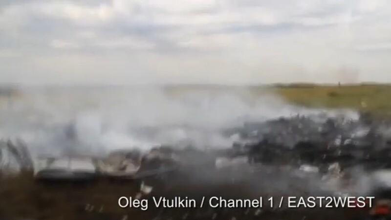 Olanda va cere Rusiei probe cu privire la doborarea zborului MH17 in estul Ucrainei