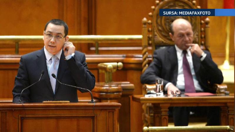 Traian Basescu ameninta Guvernul cu instanta, daca RAPPS nu ii aloca o resedinta. Reactia lui Victor Ponta