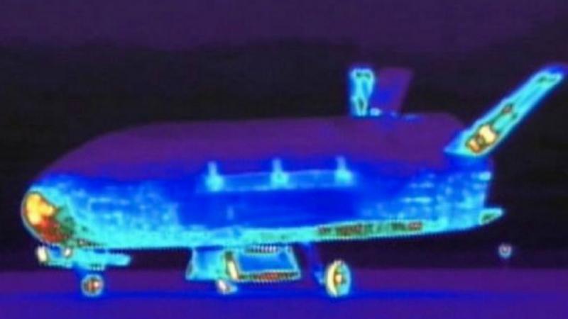 drona spatiala