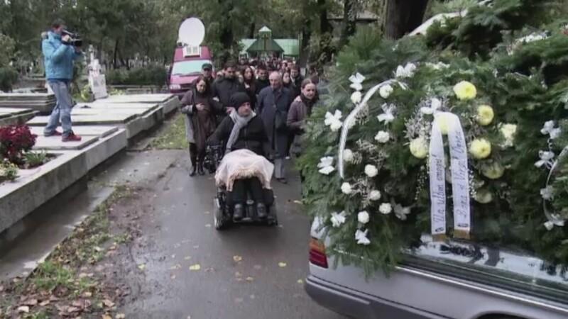 Inmormantare Mircea Nesu