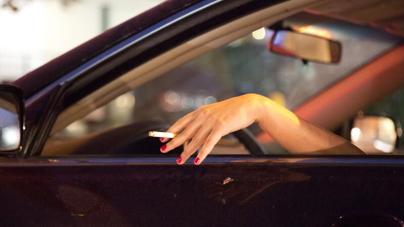 fumat masina