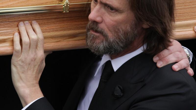 Jim Carrey - Getty Images