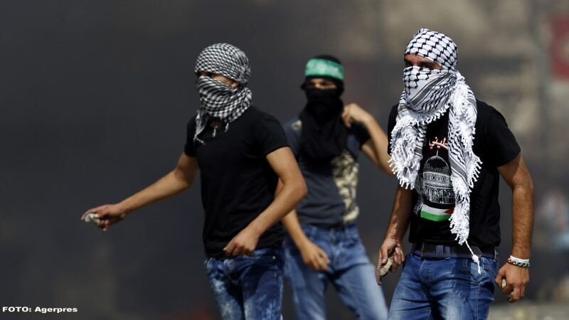 Palestinieni - AGERPRES