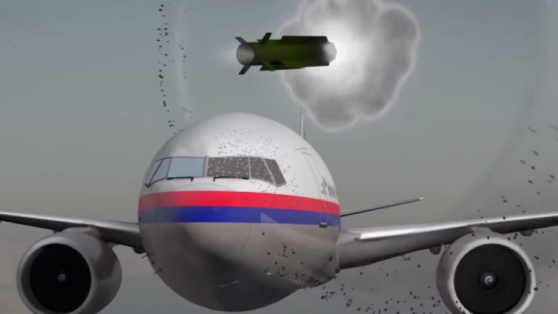 Rusia susține că are dovezi că Ucraina ar fi doborât avionul MH17 în 2014
