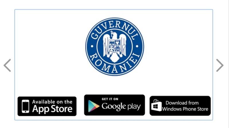 Aplicatia Guvernului