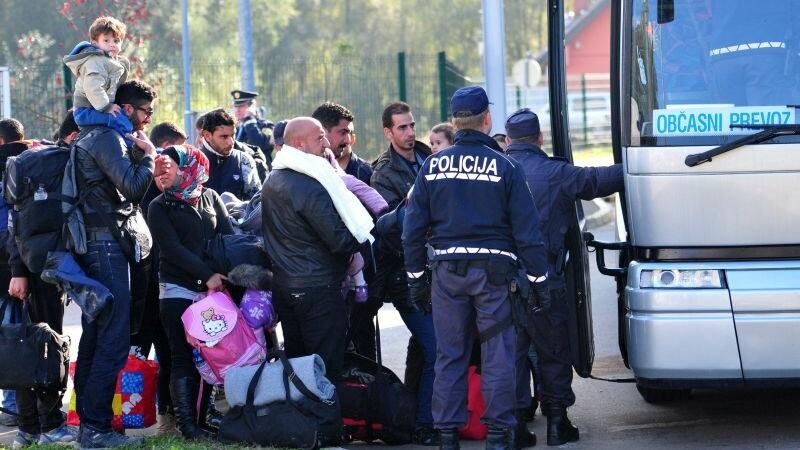 Imigranti Slovenia