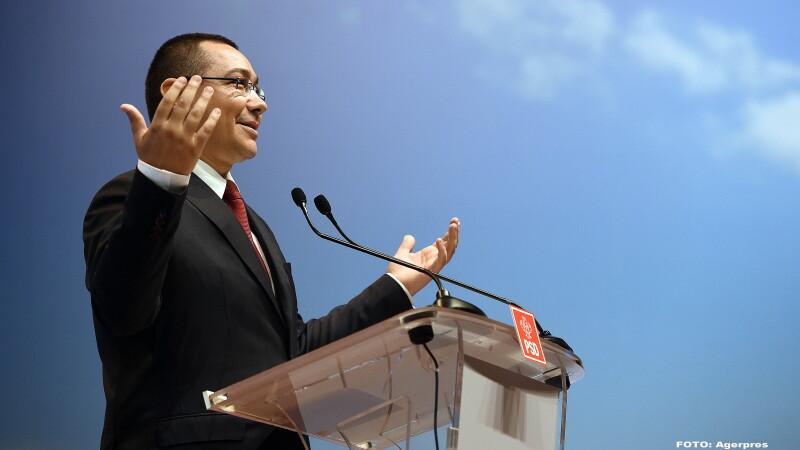 Ponta propune opoziţiei şi lui Klaus Iohannis 10 paşi pentru înlăturarea