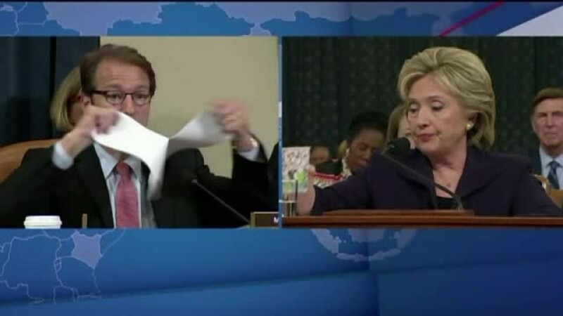 Hillary Clinton, Congres