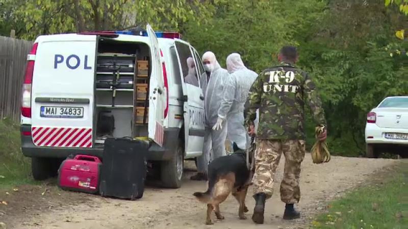 Alerta in Vaslui, unde politistii cauta doi violatori. Victima lor a fost gasita plina de sange, cazuta langa poarta
