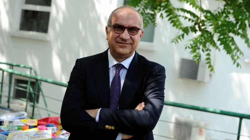 Omul de afaceri Tiberiu Urdareanu a