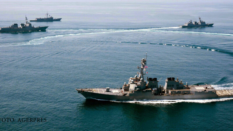 nava americana USS Lassen