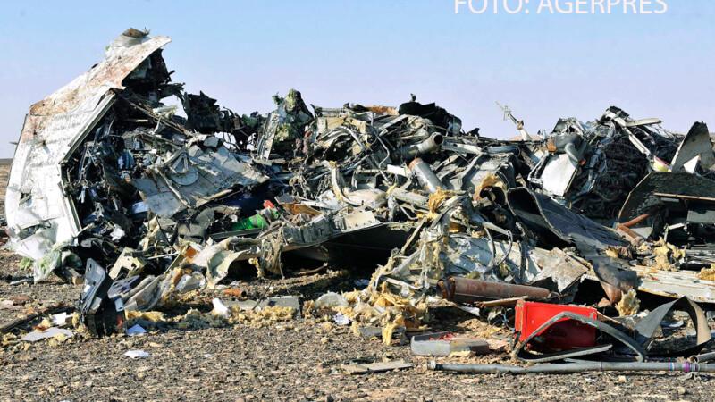accident aerian in Egipt, avion rusesc