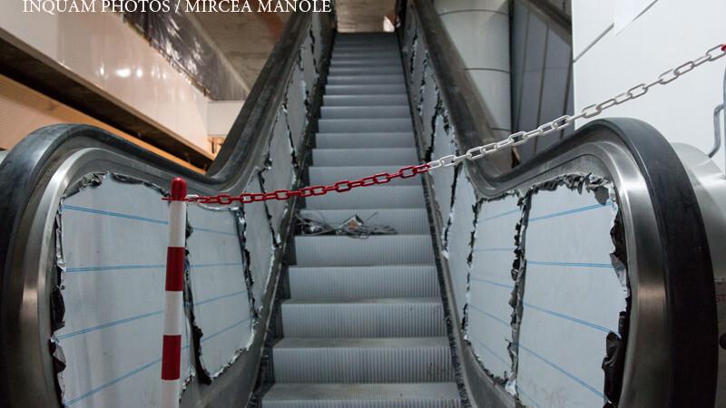 Noile statii de metrou care trebuiau sa se deschida pe 19 decembrie nu sunt gata. Explicatiile Metrorex pentru intarziere