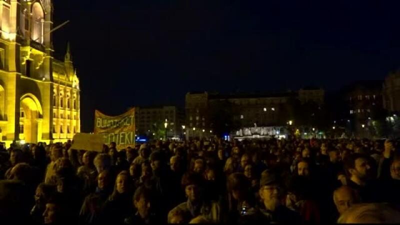 Proteste Ungaria