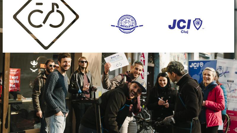Circuli cu bicicleta si ai micul dejun gratuit in Cluj-Napoca