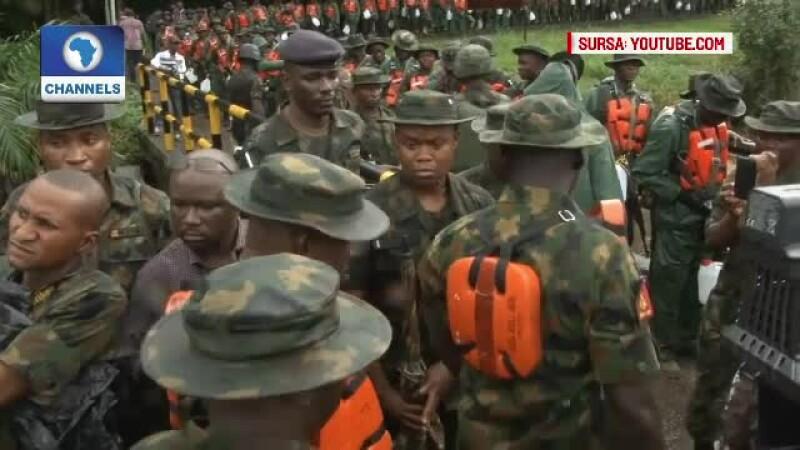Soldati Nigeria